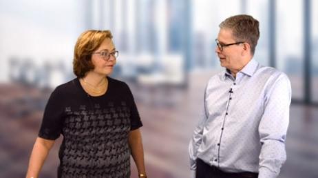 Luottamuksen rakentaminen työyhteisössä - mitä tai mikä luottamus on? - tallenne