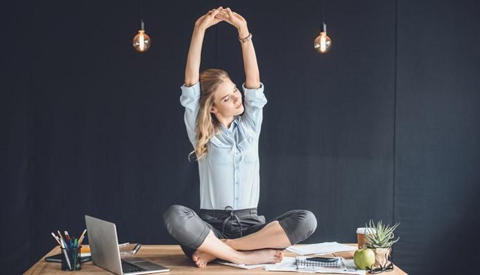 Wellness-buumi ei poistanut työntekijöiden stressiä, kirjoittaa Kati Rautio. Lääkkeeksi hän povaa job designia.